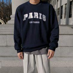 MRCYC - Lettering Sweatshirt