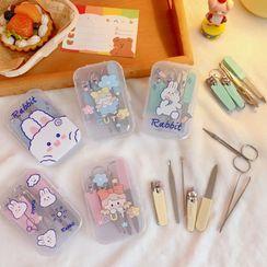 Eteum - Set of 7: Alloy Manicure Kit