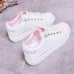 Yuche - 字母休閒鞋