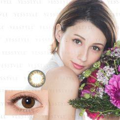 PIA - Minette 1-Day Color Lens Layer Almond