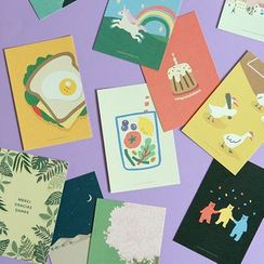 Full House - Daily like-Postcard (various designs)