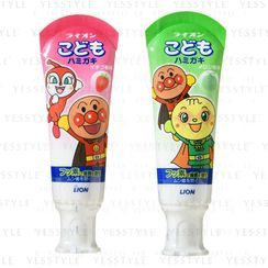 LION - Anpanman Kids Toothpaste 40g - 2 Types