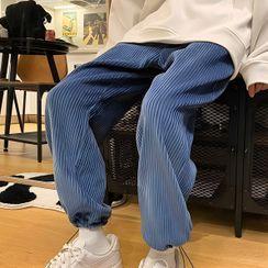 Wescosso - Plain Corduroy Pants