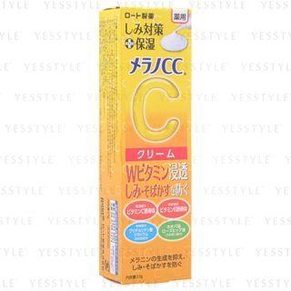 Rohto Mentholatum - Melano CC Vitamin C Moisture Cream 2021 Edition