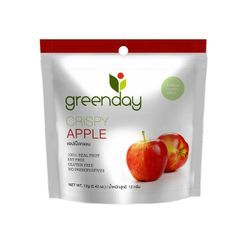 Greenday - Crispy Apple 12g