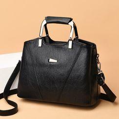 Mayanne - Genuine Leather Crossbody Bag