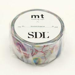 mt - mt Masking Tape : mt x SDL Human Being