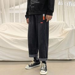 Breeson - Wide-Leg Jeans