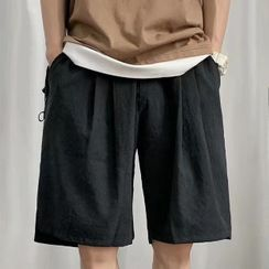Wescosso(ウェスコッソ)  - Plain Sweat Shorts