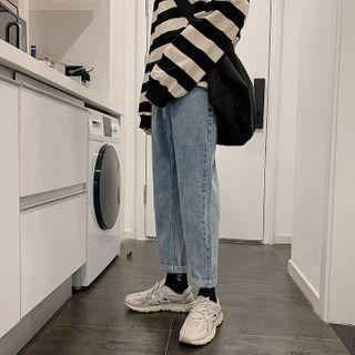 Lazi Boi - Straight-Cut Jeans