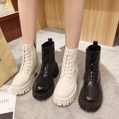 Putcho - Platform Short Boots