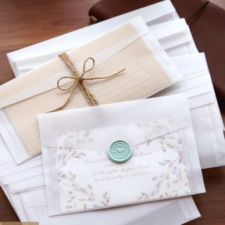 Nina's House - Set of 10: Envelope