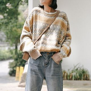 Nardoff - Patterned Sweater