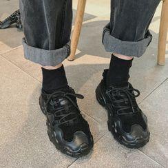 Shoeland - 厚底休閒鞋