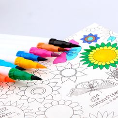 拙木紙品 - 水彩毛筆