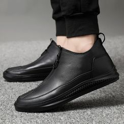 WeWolf - Genuine-Leather Ankle Boots