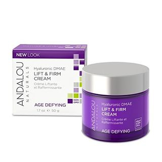Andalou Naturals - Hyaluronic DMAE Lift and Firm Cream