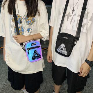 Carryme - Lettering Crossbody Bag
