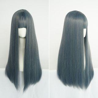 Jellyfish - 长款假发 - 直