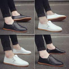 Zelldoo - 飾縫線輕便鞋