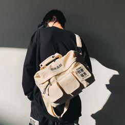 BagBuzz - Chinese Character Messenger Bag