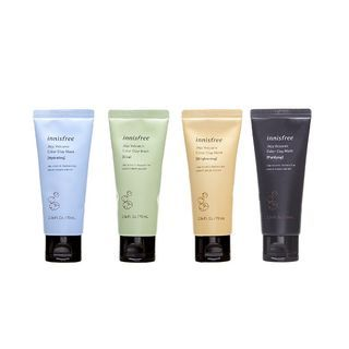 innisfree - Jeju Volcanic Color Clay Mask - 4 Types