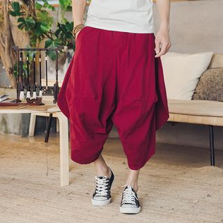 Andrei - Harem Cropped Pants