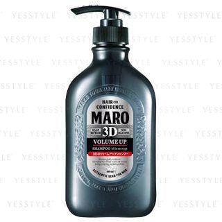 NatureLab - Maro 3D Volume Up Shampoo EX
