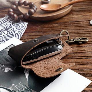 Wavecho - Genuine Leather Key Pouch
