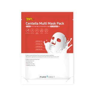 PUREFORET - Centella Multi Mask Pack