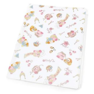 ITS' DEMO - Kirby Clear Document Folder 6P (twinkle knit)