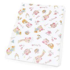 ITS' DEMO - Kirby Clear Document Folder 6P (twinkle knit)