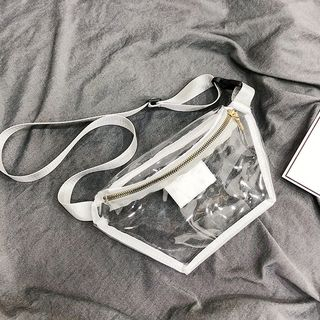 NewTown - Transparent Sling Bag