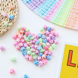 Candy Lemon - Fluorescent Lucky Star DIY Paper Strip