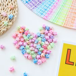 Candy Lemon - Fluorescent Lucky Star DIY Paper Strip