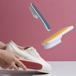 The Open Book(ザ オープンブック) - Shoe Cleaning Brush