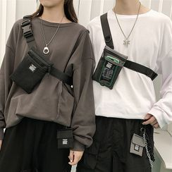 SUNMAN - Utility Sling Bag