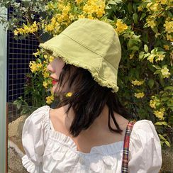 FROME - Fringed Bucket Hat