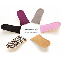 BAIMOMO - Colored Stackable Silicone Insoles (One Pair)