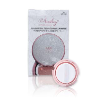 May Island - Audrey Dia Pearl Cushion Refill Only - 3 Colors