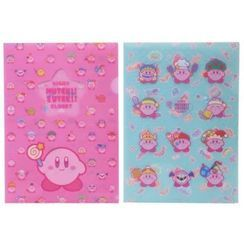 Ensky - Kirby Clear File 2 Pieces Set