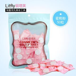 Litfly - Condensed Mask Cotton (Peach) (50 pcs)