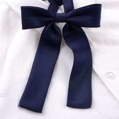Prodigy - 純色蝴蝶結領帶