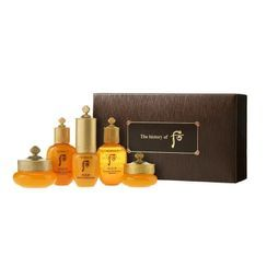 The History of Whoo - Gongjinhyang 5pcs Special Gift Kit