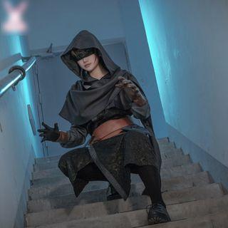 Mikasa - 情侶第五人格角色扮演服 / 厚底休閒鞋 / 套裝