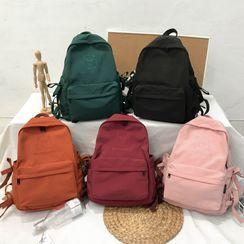 VISH - Embroidered Lightweight Backpack