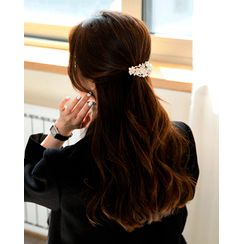 Miss21 Korea - Flower Cluster Hair Barrette