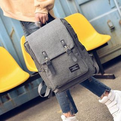 Ajayi - Canvas Backpack