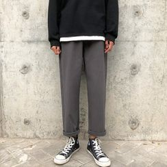 Lazi Boi - Straight-Cut Pants