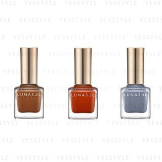 Kanebo 佳丽保 - Lunasol Nail Color Limited Edition 10ml - 3 Types